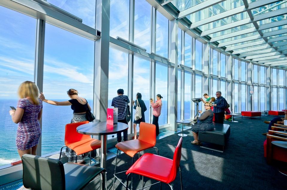 Gold Coast observation deck