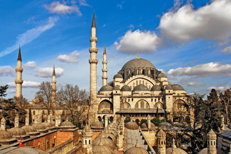 Sulaimaniye Mosque
