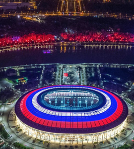 Luzhniki, top attraction sites in the host cities