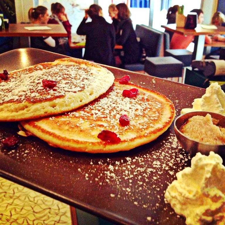 restaurants in Innsbruck, Breakfast Club