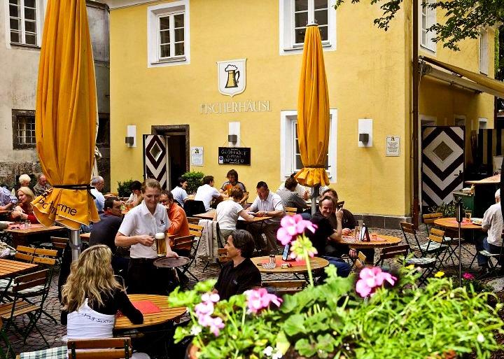 restaurants in Innsbruck, Fischerhäusl