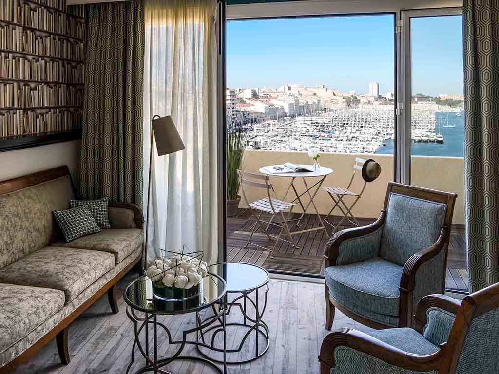 hotels in france, Grand Hotel Beauvau Marseille Vieux Port MGallery by Sofitel