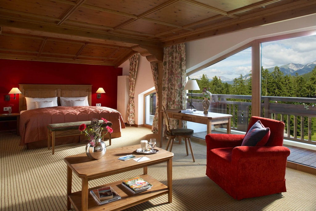 hotels in Austria, Interalpen