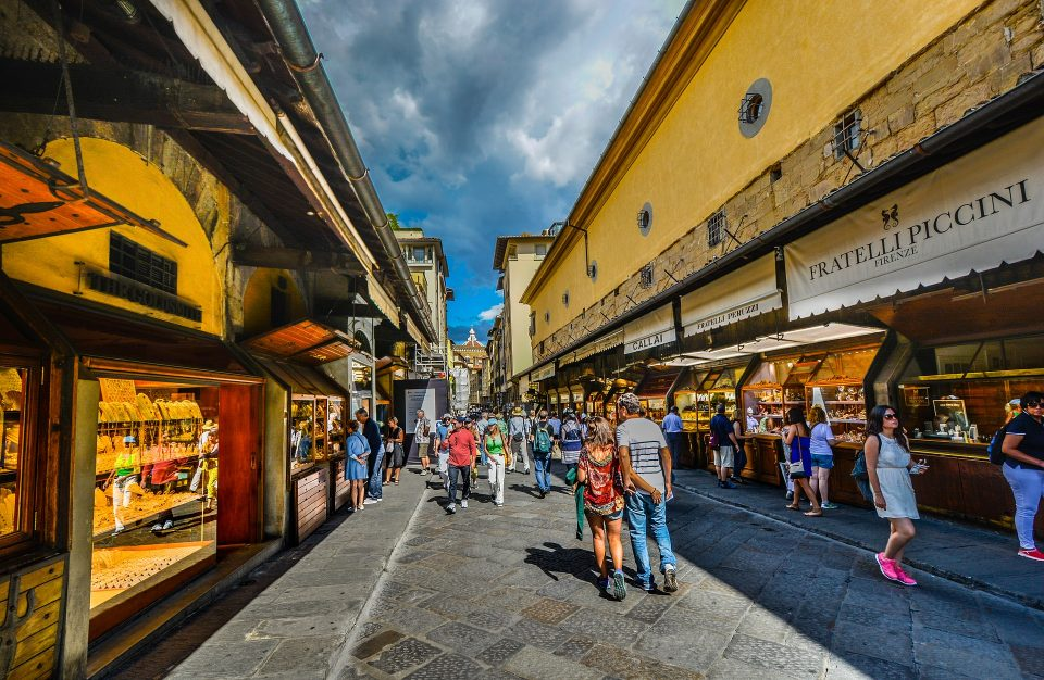 Italy, where to shop in Italy