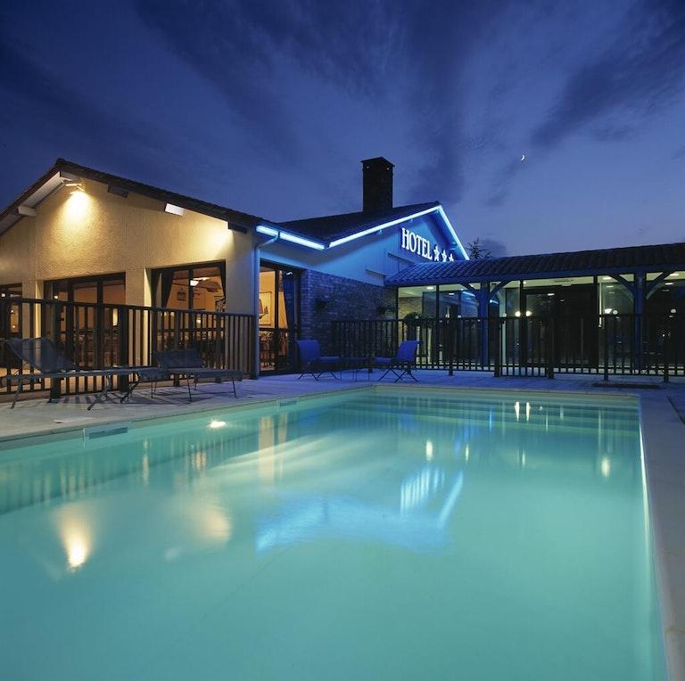 hotels in france, hotel kyriad