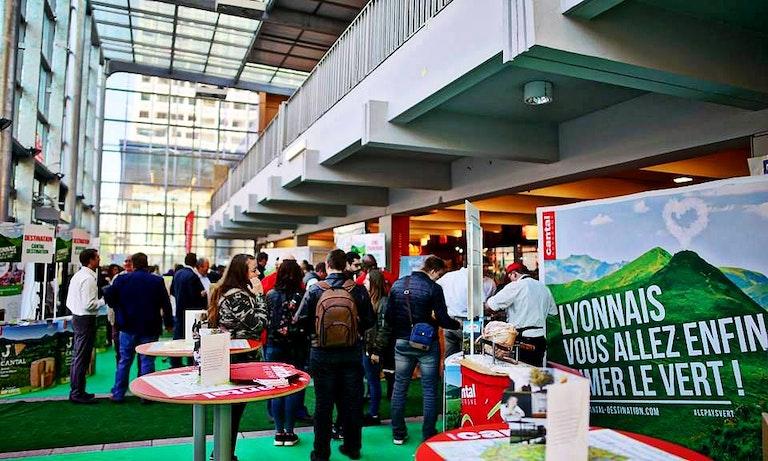 things to do in lyon, Les Halles de Lyon