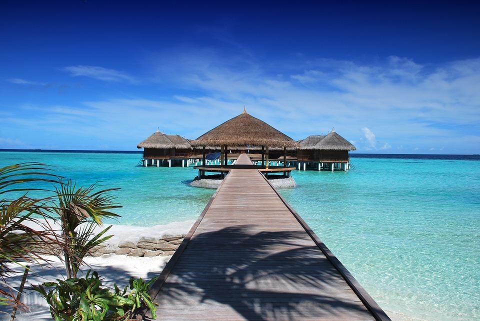 Maldives,where to go in March