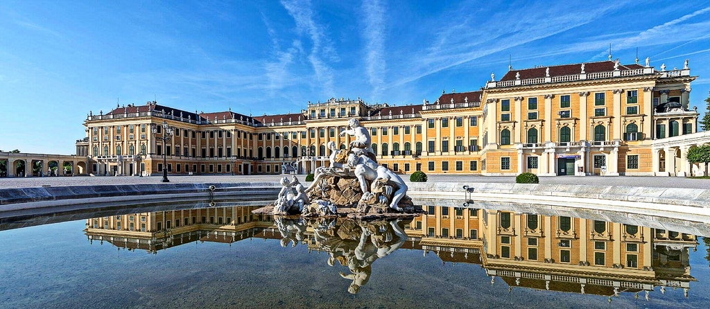 things to do in austria, schoenbrunn