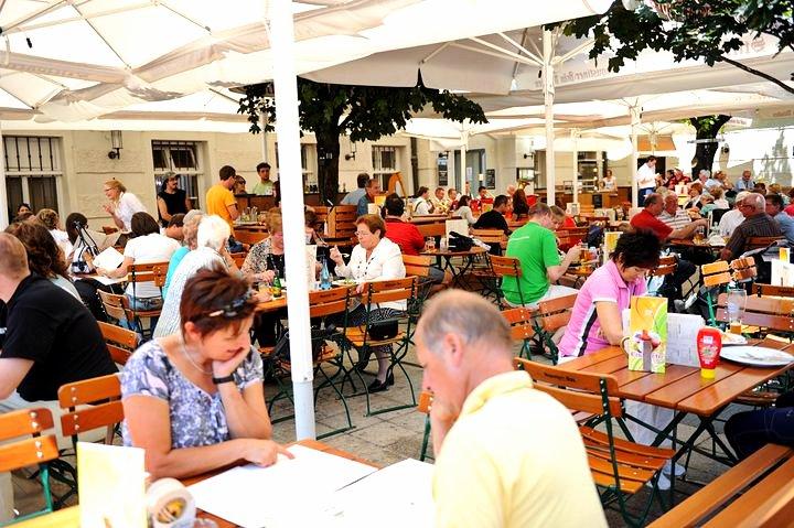 restaurants in Innsbruck, Stiftskeller