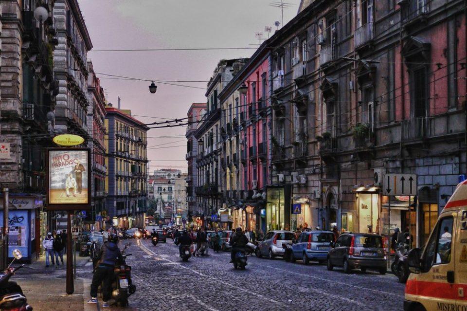 Via Toledo, where to shop in Italy