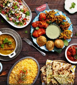 indian food in Italy