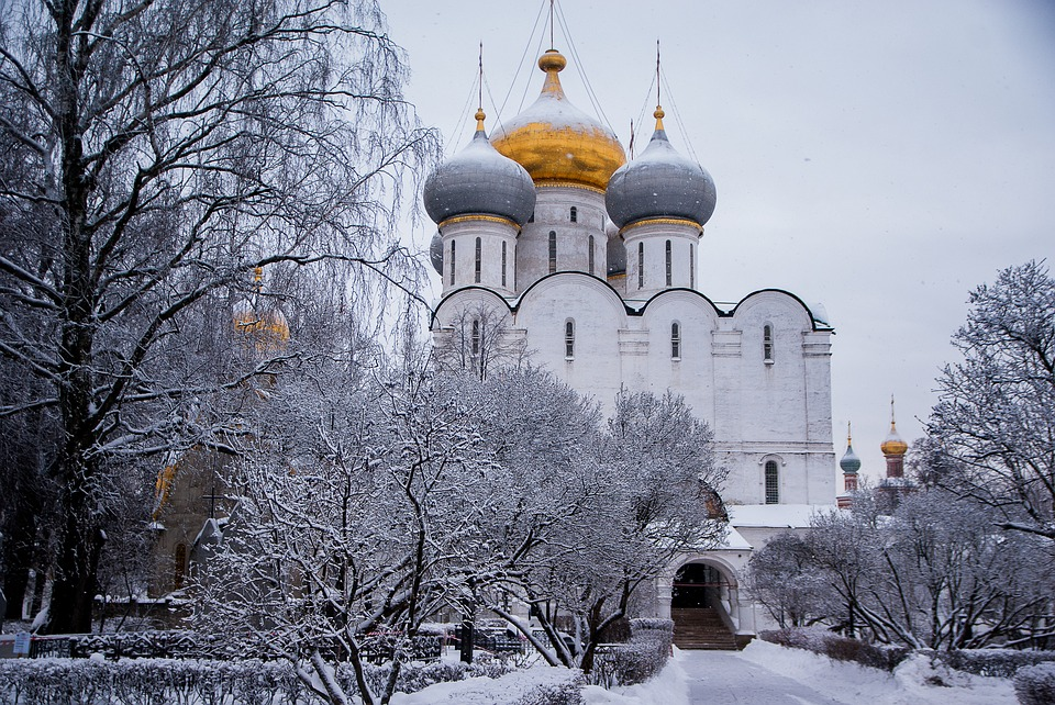 Moscow, top attraction sites in the host cities