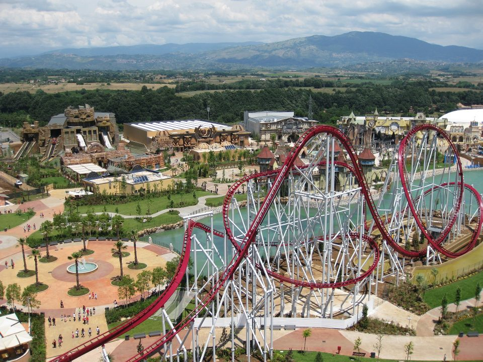 Rainbow Magicland,Rome,top things to do in Rome