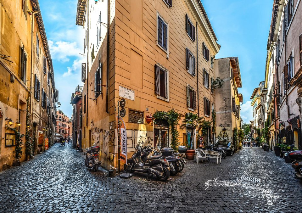 Trastevere,Rome,top things to do in Rome