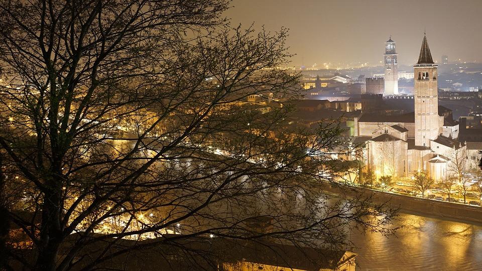 verona, honeymoon destinations in Italy