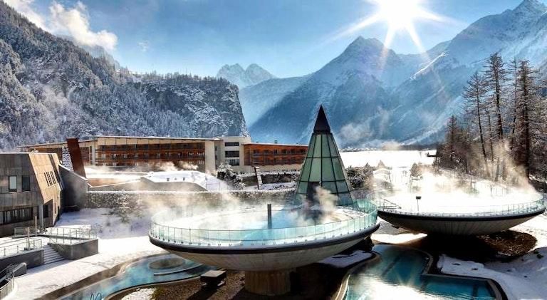 hotels in innsbruck, aqua dome