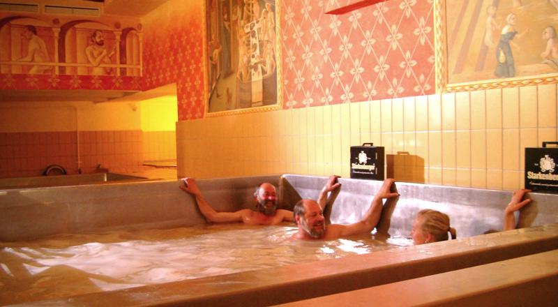 Starkenberger Beer pools, unusual things to do in austria