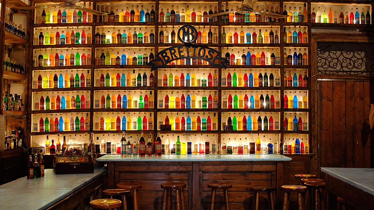 Brettos Bar,offbeat things to do in Athens