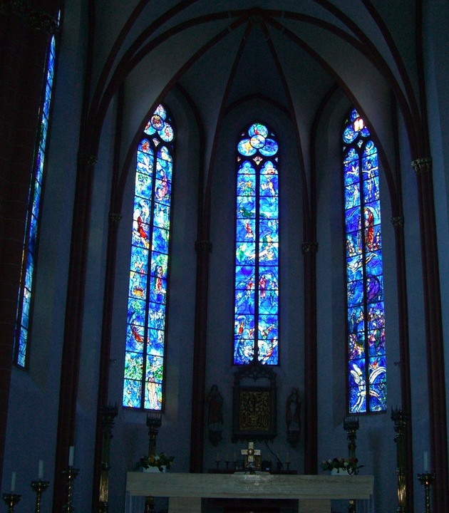 Chagall Church,Top things to do in Zurich for the perfect break!