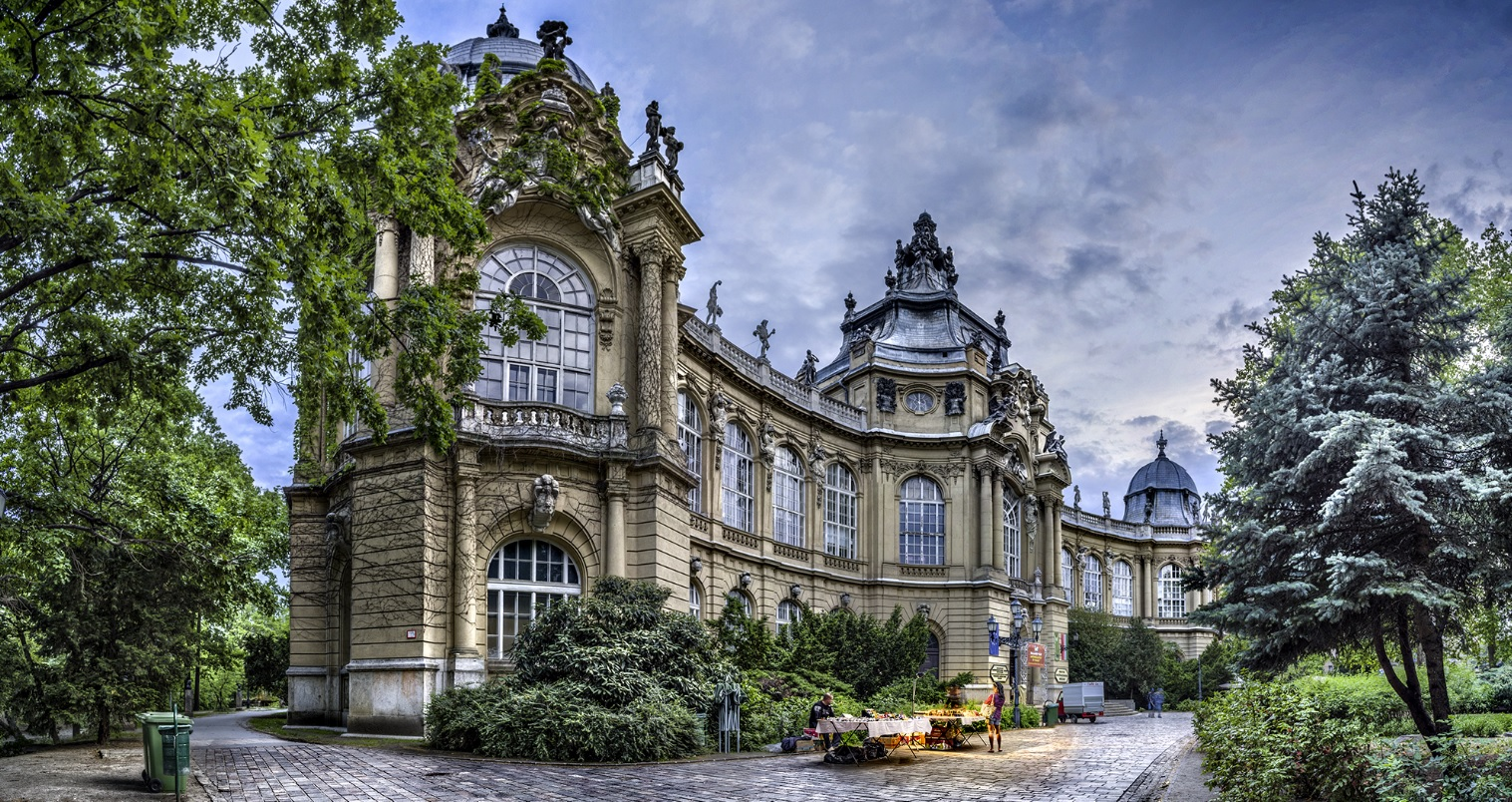 City Park, offbeat things to do in Budapest