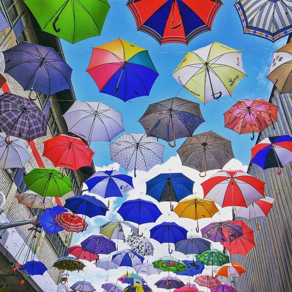 Gerold Cuchi Umbrellas,Top things to do in Zurich for the perfect break!