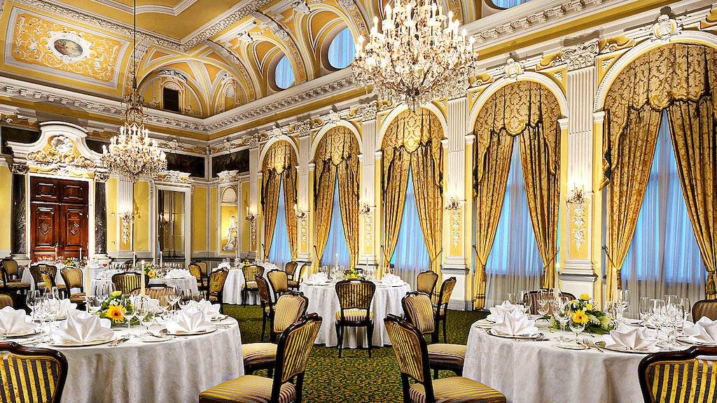 hotels in innsbruck, grand hotel europa