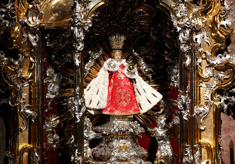 Infant Jesus of Prague,things to do in Prague