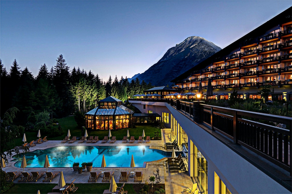 hotels in innsbruck, interalpen