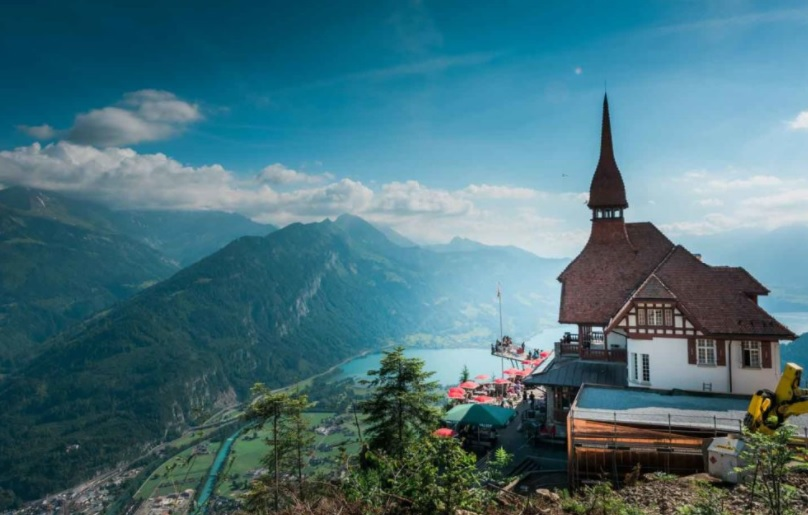 Harder Kulm,Top things to do in Interlaken for a happy trip!