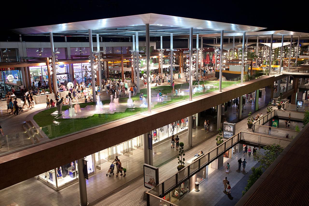 la-maquinista,places to shop in Spain
