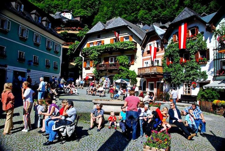 Marktplatz, things to do in Hallstatt