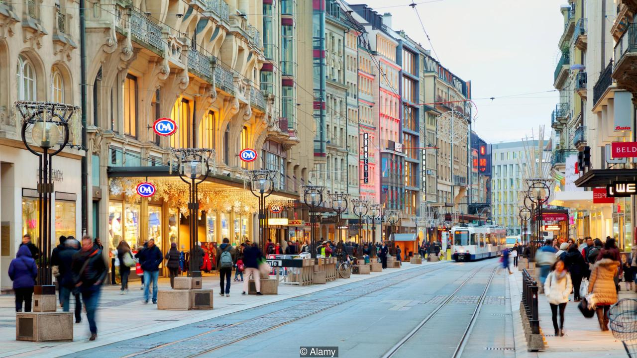 Old Town,Top things to do in Geneva
