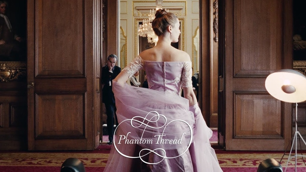 phantom thread, Oscar nominated movies