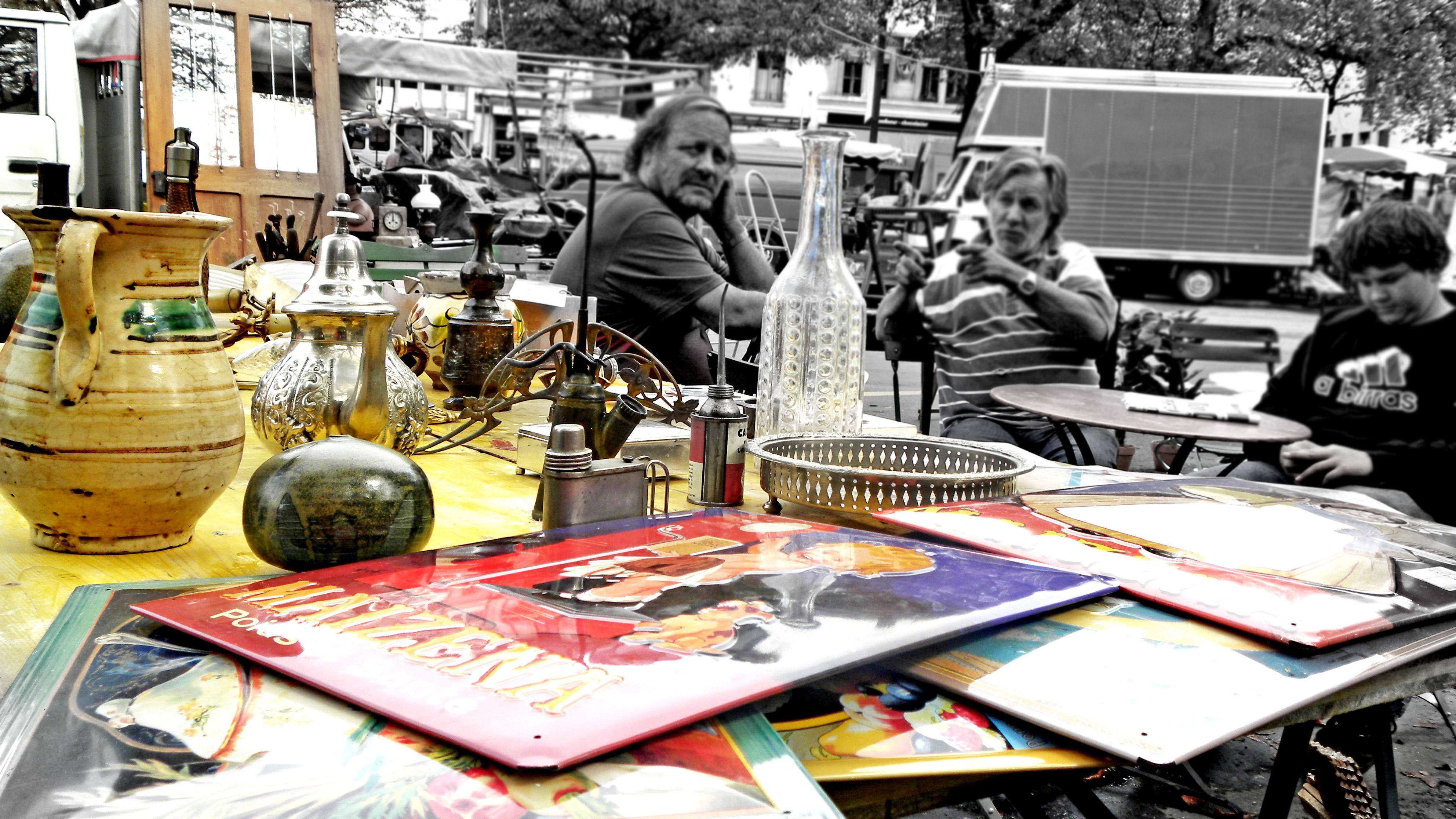 Plainpalais fleamarket,Top things to do in Geneva