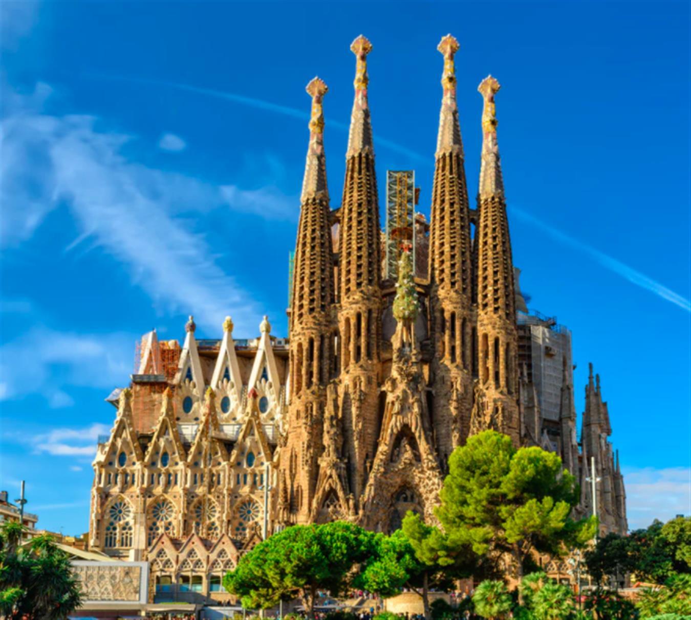 Sagrada Família,Top things to do in Spain