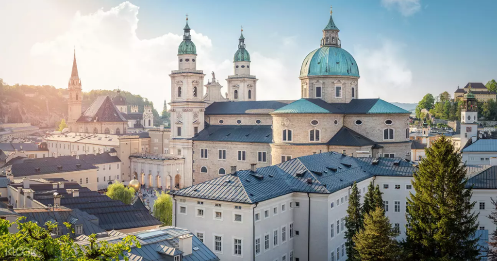 things to do in Salzburg, Salzburg Cathedral