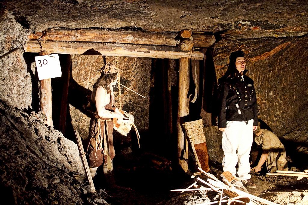 Salt mines Hallstatt, things to do in Hallstatt