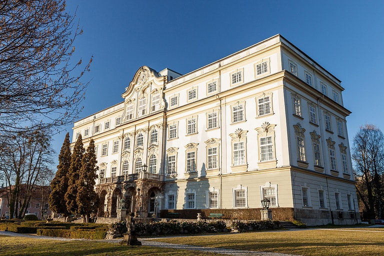 things to do in Salzburg, Schloss Leopoldskron