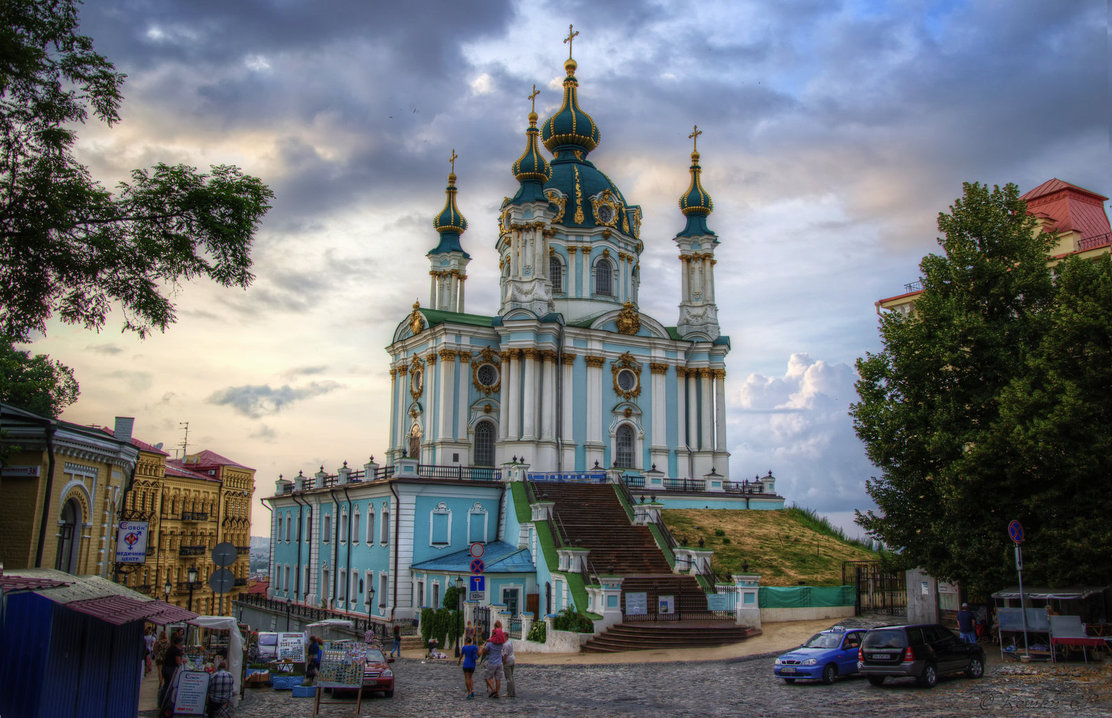 Rodina Mat Statue,places to visit in Kiev