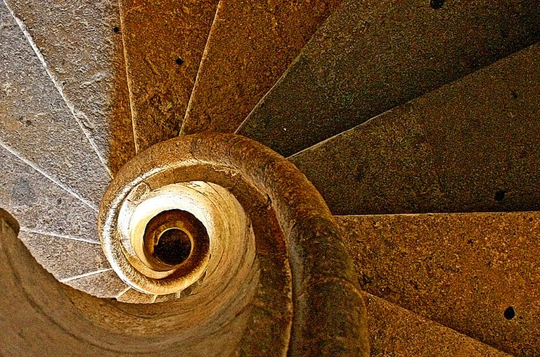 Stairs of Reconciliation, unusual things to do in austria
