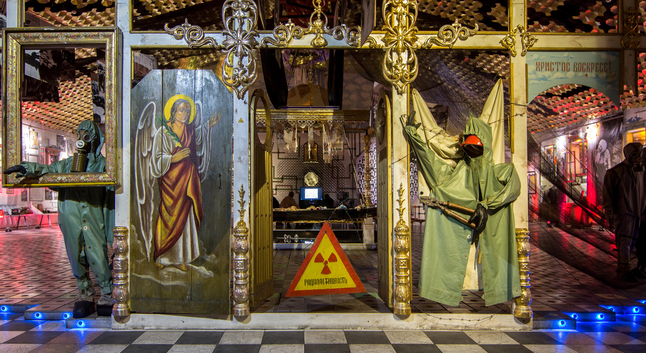 Ukrainian National Chernobyl Museum,places to visit in Kiev