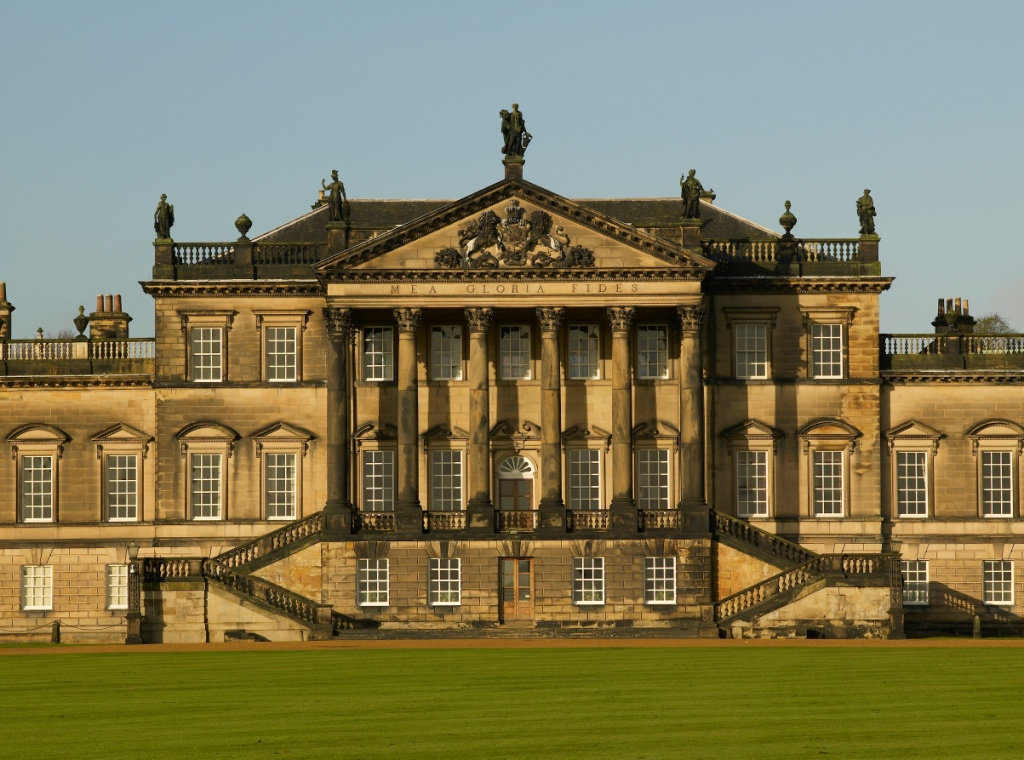 Wentworth Woodhouse, Oscar nominated movies