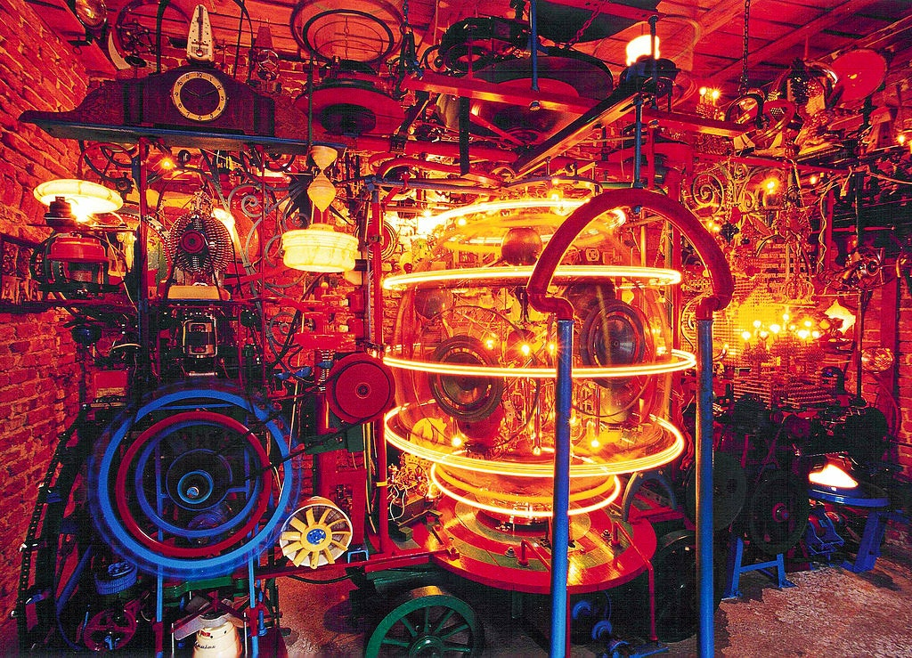 world machine, unusual things to do in austria