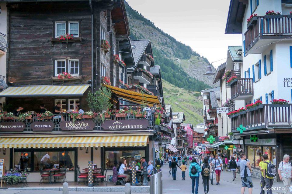 Zermatt, Top places to shop in Switzerland