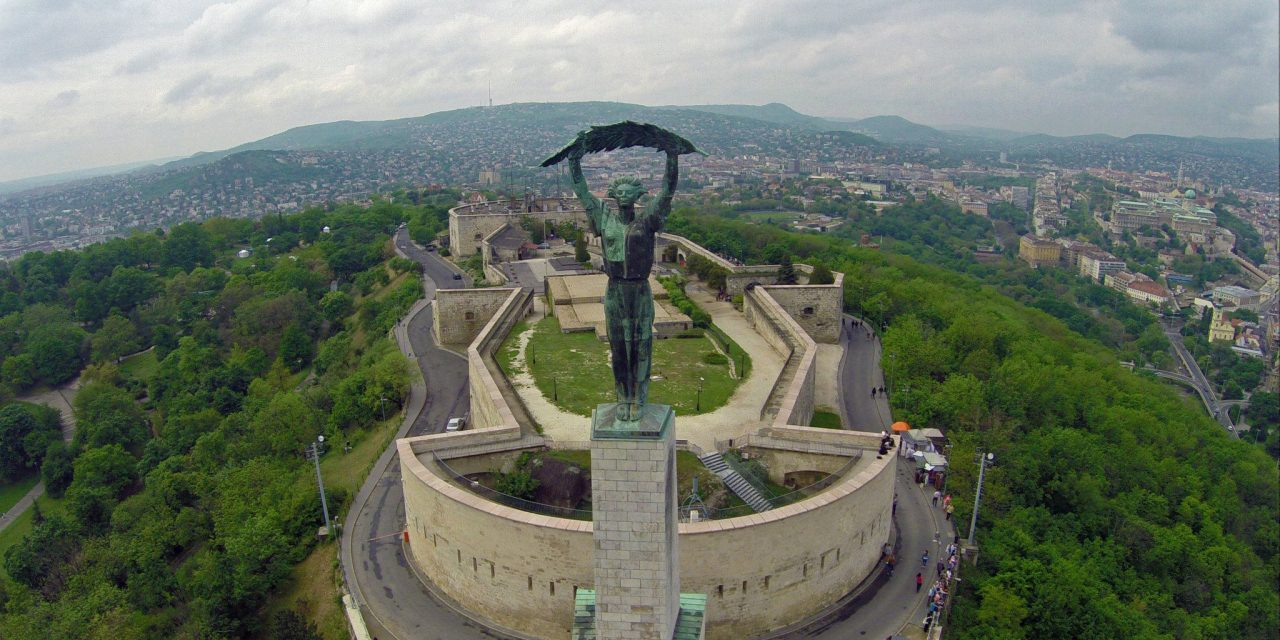 Gellert Hill, offbeat things to do in Budapest