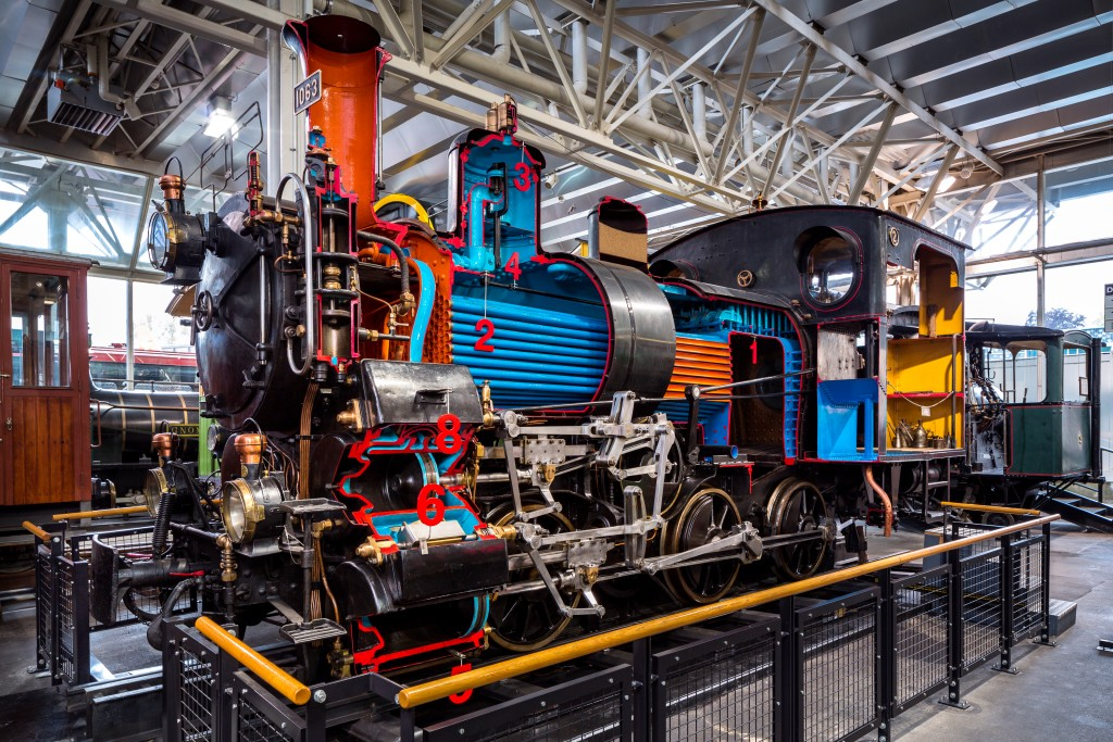 Swiss Museum of Transport ,Top things to do in Lucerne during your Switzerland holidays!