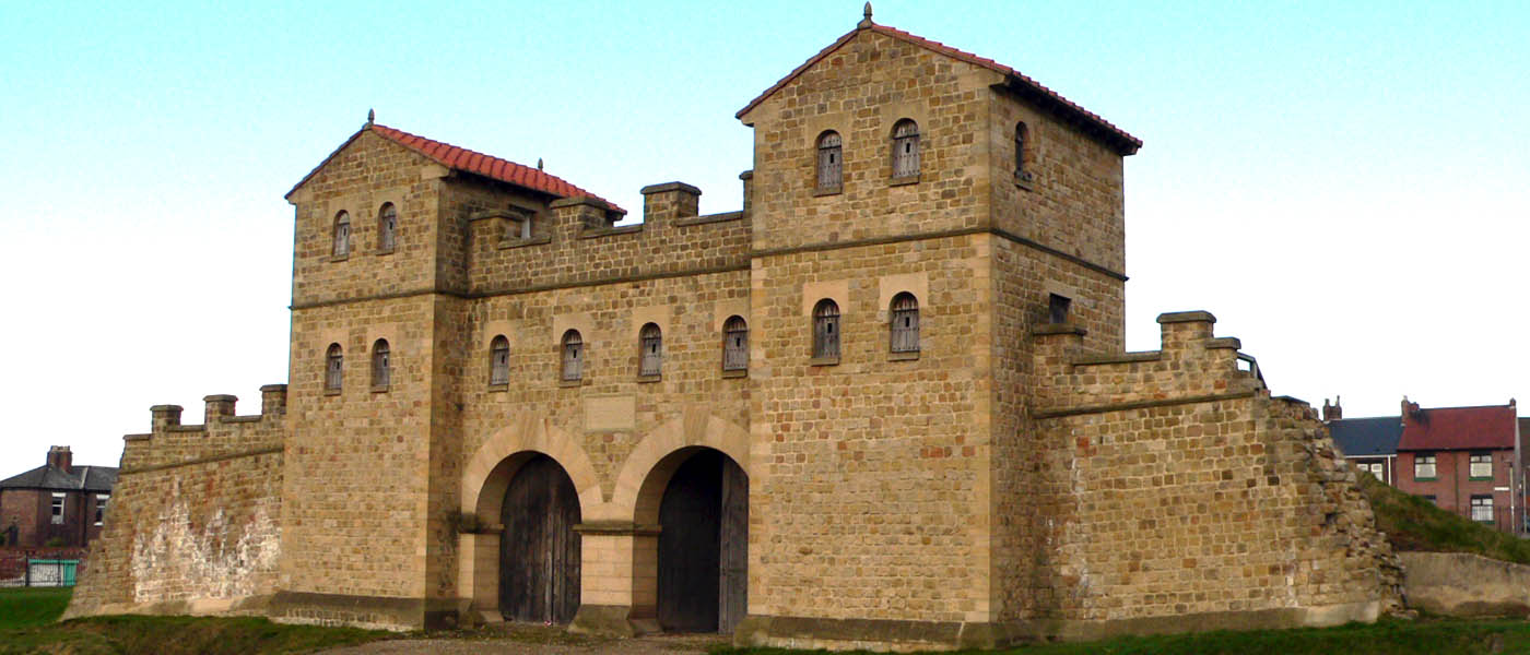 Arbeia Roman Fort and Museum,Top free things to do in the UK