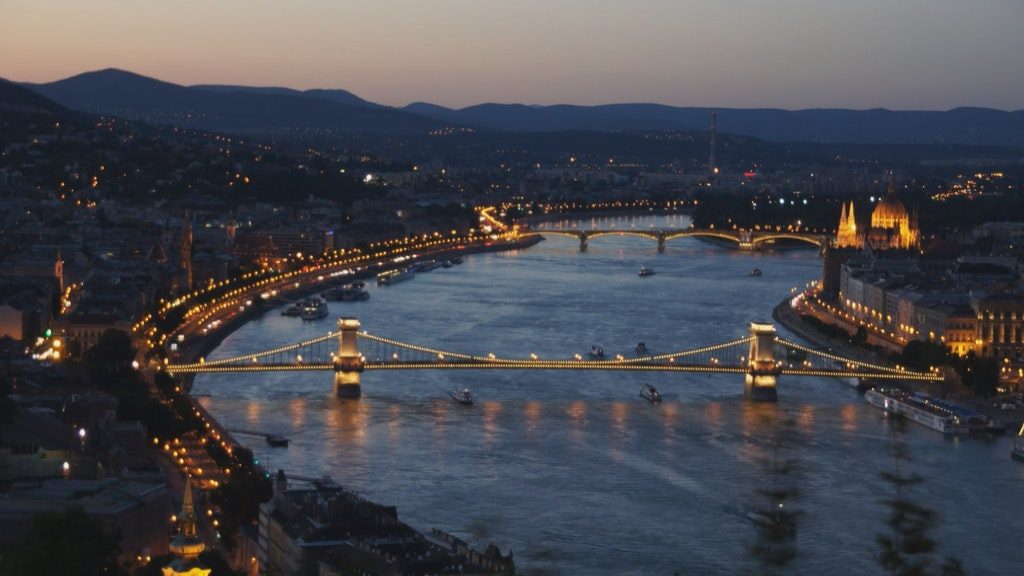 Gellert Hill,free things to do in Budapest