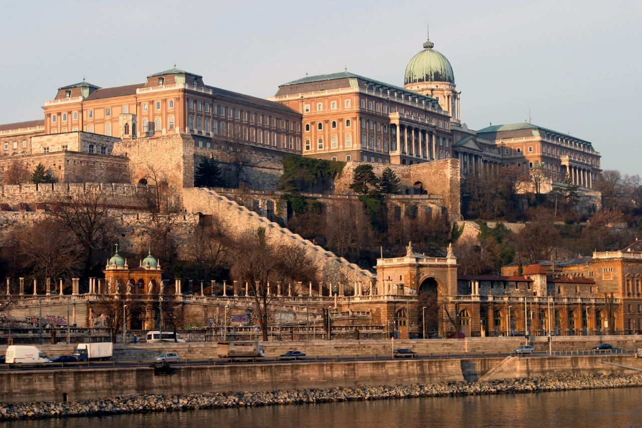 castle hill,free things to do in Budapest