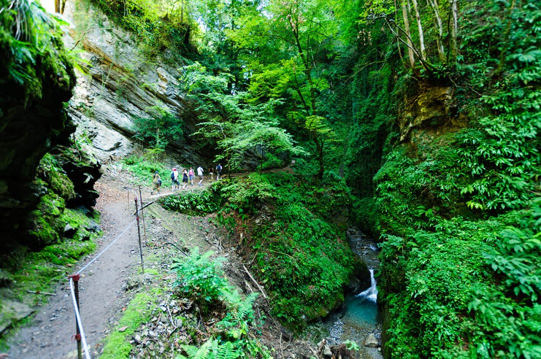 Gorges du Chauderon,things to do in Montreux